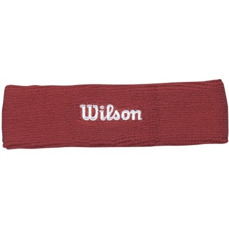 Wilson HEADBAND RD OSFA - Tenisová čelenka