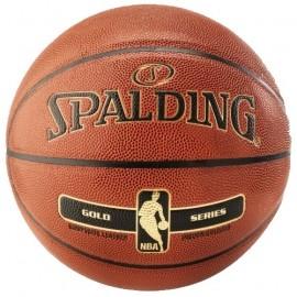 Spalding NBA Gold - Basketbalový míč