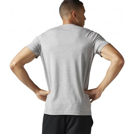 Pánské tričko - Reebok ELEMENTS CLASSIC TEE - 3