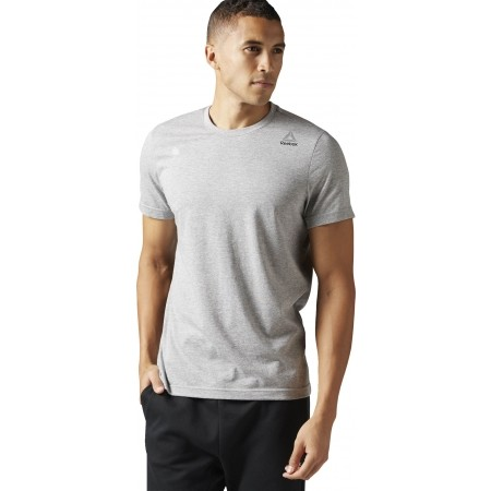 Pánské tričko - Reebok ELEMENTS CLASSIC TEE - 2