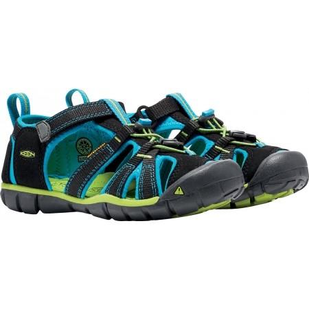 Dětské sportovně volnočasové sandále - Keen SEACAMP II CNX K - 3