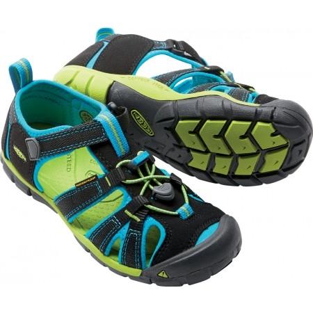 Dětské sportovně volnočasové sandále - Keen SEACAMP II CNX K - 5