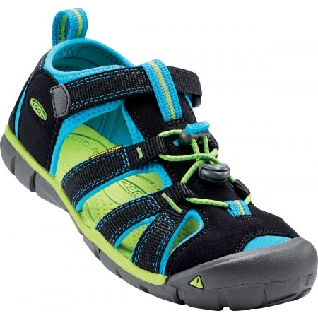 Dětské sportovně volnočasové sandále - Keen SEACAMP II CNX K - 1