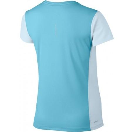 Dámské sportovní tričko - Nike BRTHE RAPID TOP SS - 2
