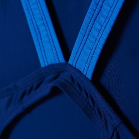 Dívčí jednodílné plavky - adidas BY LINEAGE SUIT - 5