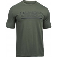 Under Armour WORDMARK LOCK UP SS