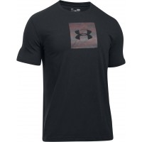 Under Armour CAMO BOXED LOGO SS TEE