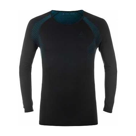 Pánské funkční bezešvé tričko - Odlo SUW MEN'S TOP ESSENTIALS SEAMLESS LIGHT