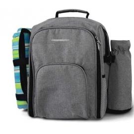 Crossroad PICNIC BAG2 PLUS - Piknikový batoh s dekou