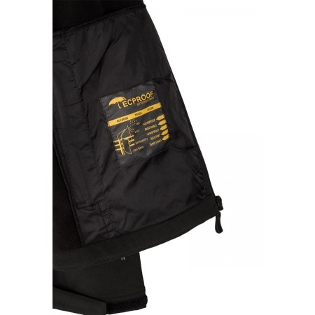 LUMMER SOFTSHELL JACKET - Pánská softshellová bunda - Hi-Tec LUMMER SOFTSHELL JACKET - 6