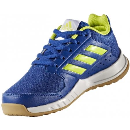 Dětská halová obuv - adidas FORTAGYM K - 5