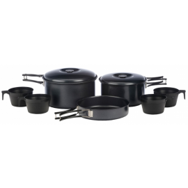 Vango 4 PERSON NON-STICK COOK KIT - Sada nádobí