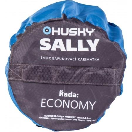 Samonafukovací karimatka - Husky SALLY 2,5 - 5