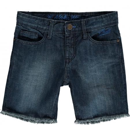 Dětské džínové šortky - O'Neill LB MAKE WAVES SHORTS - 1