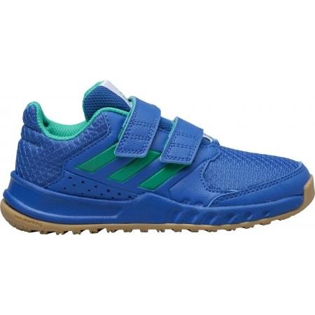 Dětská sálová obuv - adidas FORTAGYM CF K - 3