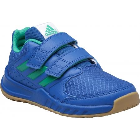 Dětská sálová obuv - adidas FORTAGYM CF K - 1