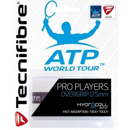WRAP ATP PLAYERS - Tenisová omotávka - TECNIFIBRE WRAP ATP PLAYERS - 1
