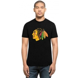 47 NHL CHICAGO BLACKHAWKS 47 CLUB TEE