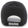 Kšiltovka - 47 NHL SAN JOSE SHARKS 47 MVP - 2