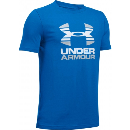 Chlapecké triko - Under Armour TWO TONE LOGO SS T - 1