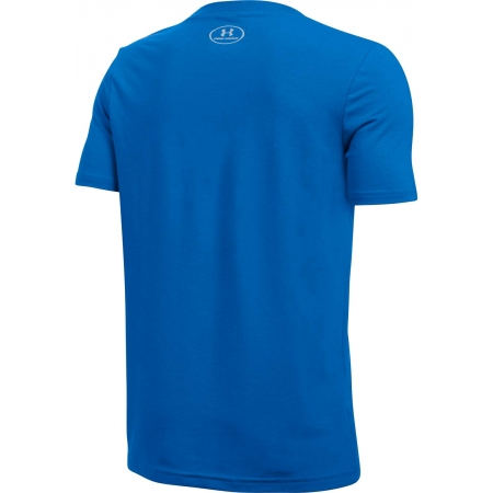 Chlapecké triko - Under Armour TWO TONE LOGO SS T - 2