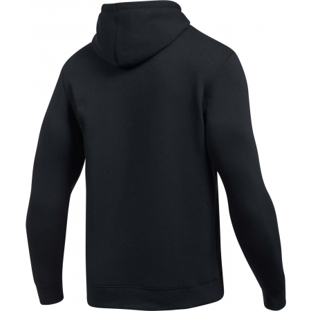 Pánská mikina - Under Armour RIVAL FITTED GRAPHIC HOODIE - 8