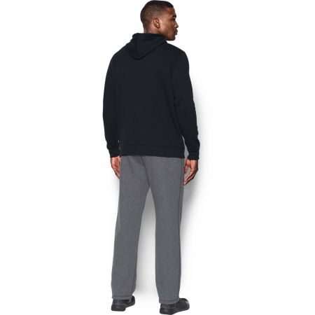 Pánská mikina - Under Armour RIVAL FITTED GRAPHIC HOODIE - 5