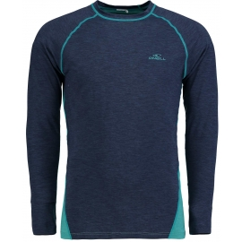 O'Neill PM ACTIVE LSLV RASHGUARD - Pánské fitness tričko
