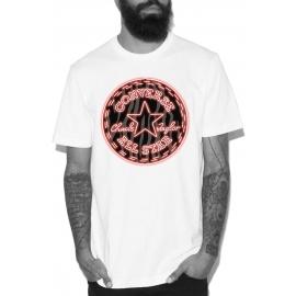 Converse NEON CP TIGER FILL TEE - Pánské tričko
