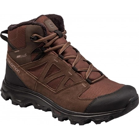 Pánská zimní obuv - Salomon GRIMSEY TS CSWP - 1