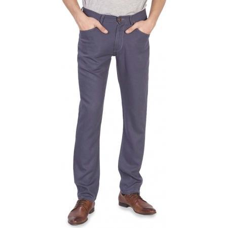 Wrangler GREENSBORO OMBRE BLUE - Pánské kalhoty