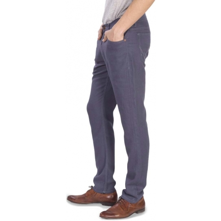 Pánské kalhoty - Wrangler GREENSBORO OMBRE BLUE - 2