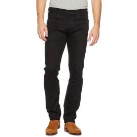 Wrangler SPENCER BLACK - Pánské kalhoty