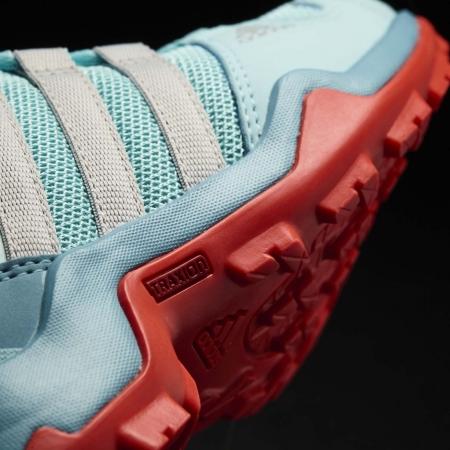 Dětská outdoorová obuv - adidas TERREX AX2R MID CP K - 10
