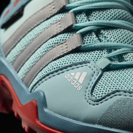 Dětská outdoorová obuv - adidas TERREX AX2R MID CP K - 11