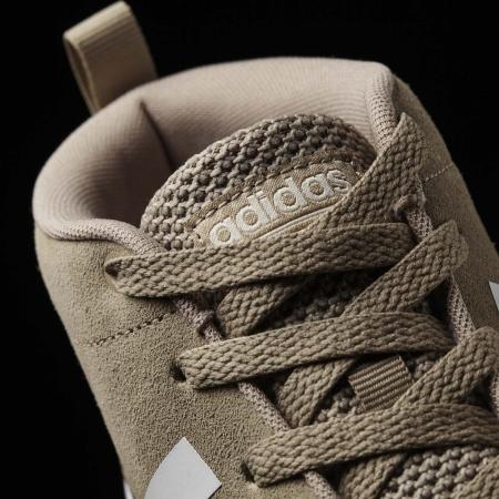 Dámská lifestylová obuv - adidas CF QT RACER MID W - 6