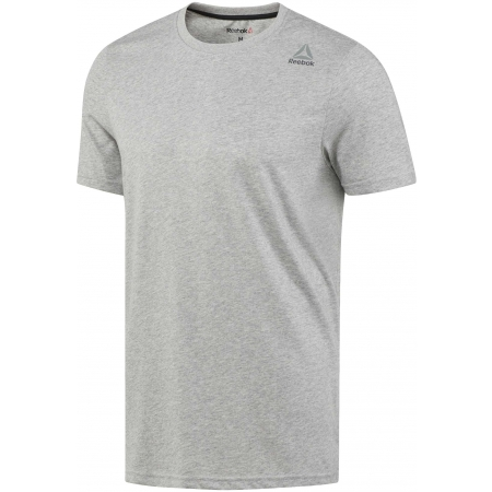 Pánské tričko - Reebok ELEMENTS CLASSIC TEE - 1