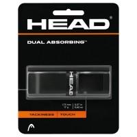 Head Dual Absorbing black