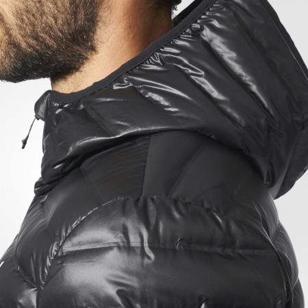 Pánská outdoorová bunda - adidas VARILITE HOODED JACKET - 4