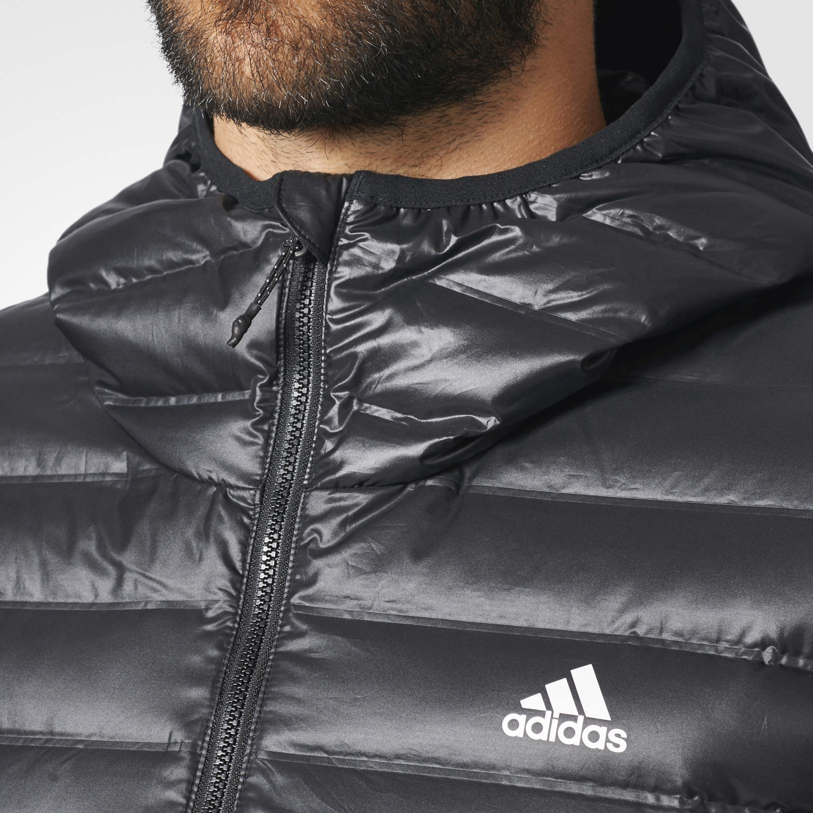 adidas VARILITE HOODED JACKET  695c0802efc