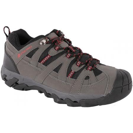 Pánská treková obuv - ALPINE PRO LEOKAD - 1
