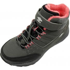 Umbro VALTO KID - Dětská kotníková vycházková obuv