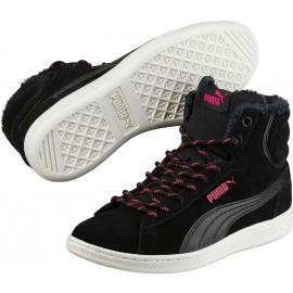 Puma VIKKY MID CORDUROY - Dámská volnočasová obuv