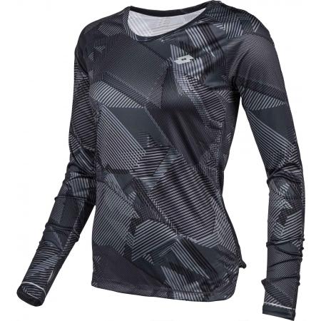 Dámské sportovní triko - Lotto X RIDE II TEE LS PRT W - 2