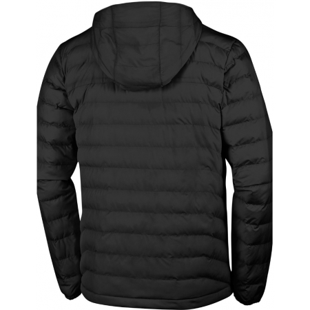 Pánská zimní bunda - Columbia POWDER LITE HOODED JACKET - 3