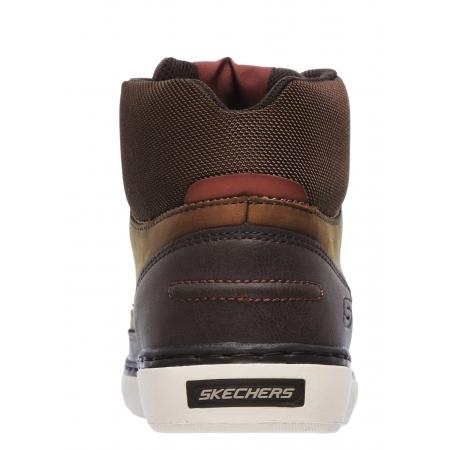 Pánské volnočasové boty - Skechers PALEN BOWER - 6