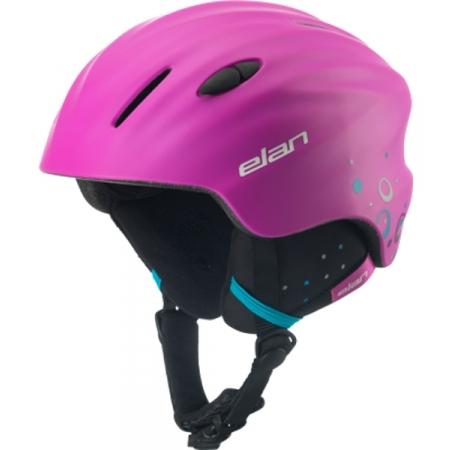 Elan TEAM PINK - Juniorská lyžařská helma