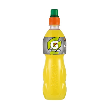 Ochucený nápoj - Gatorade 0,5 PET LEMON