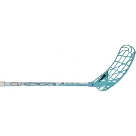 Florbalová hůl - Oxdog ZERO 27 ROUND - 3