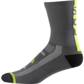 Fox 8 LOGO TRAIL SOCK - Cyklo ponožky